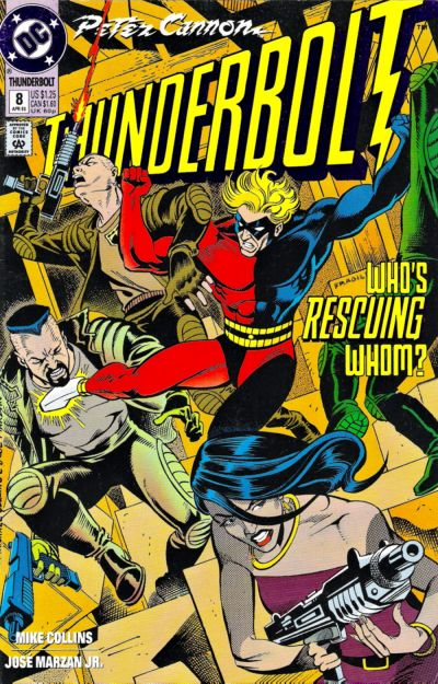 Peter Cannon: Thunderbolt Vol 1 8