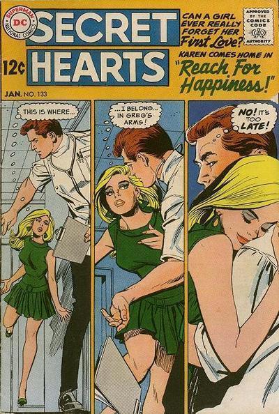 Secret Hearts Vol 1 133