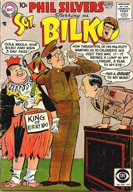 Sergeant Bilko Vol 1 7