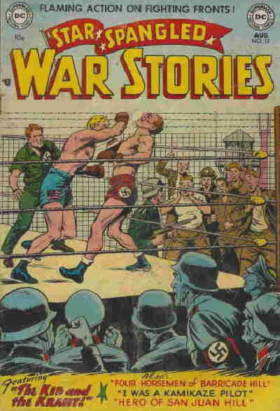 Star-Spangled War Stories Vol 1 12