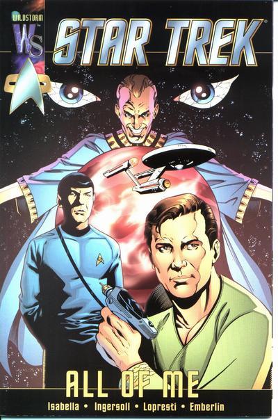 Star Trek: All of Me Vol 1 1