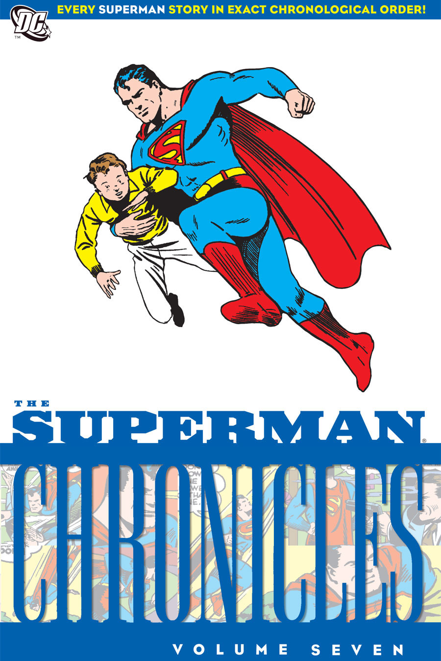 Superman Chronicles Vol. 7 (Collected)