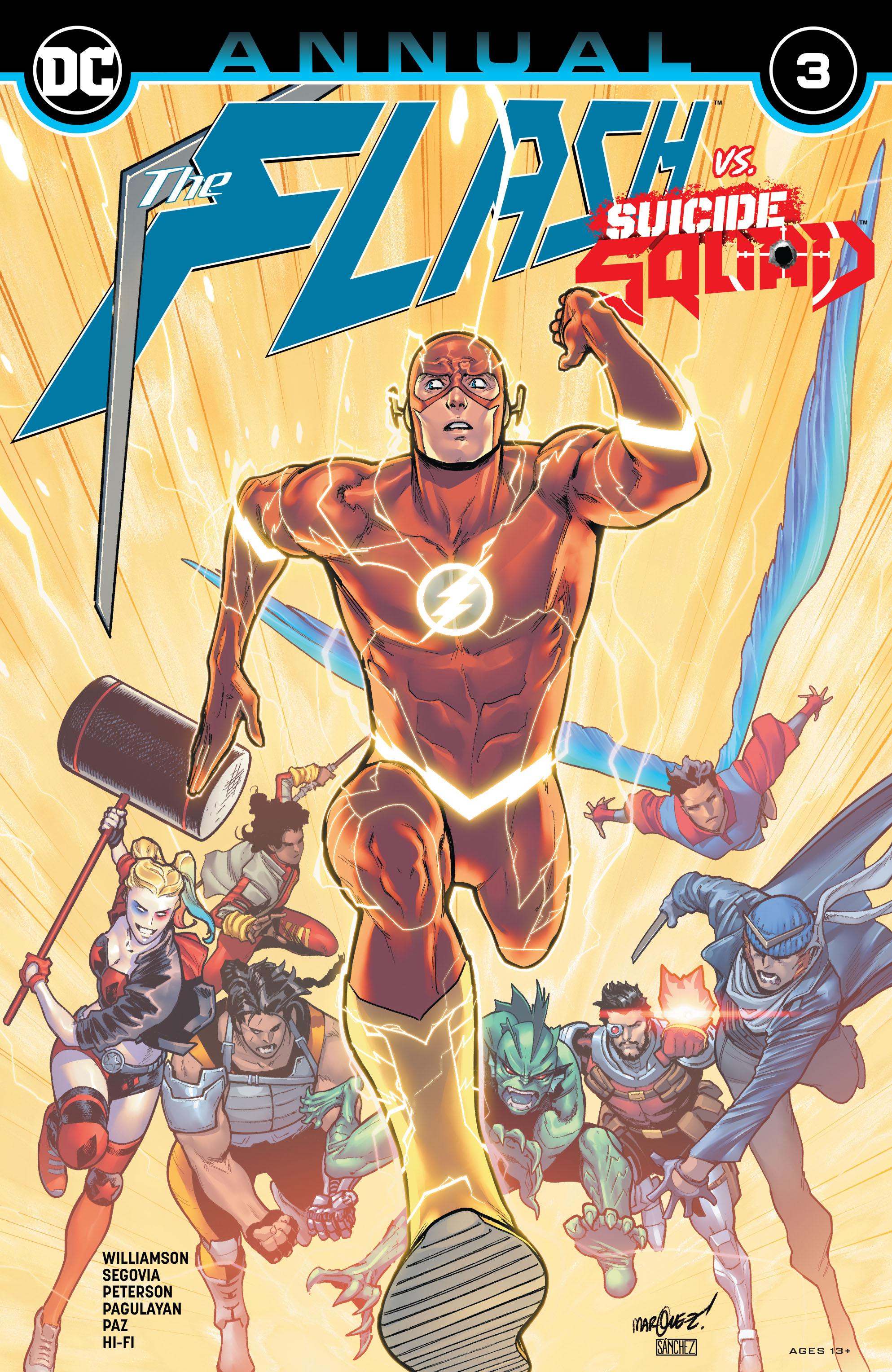 The Flash Annual Vol 5 3