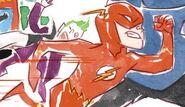 The Flash Lil Gotham 001