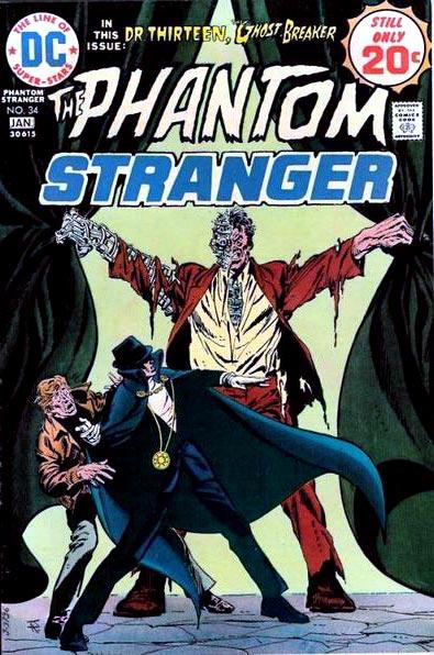 The Phantom Stranger Vol 2 34