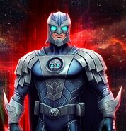 Thomas Wayne Jr. DC Legends Earth-3 0001