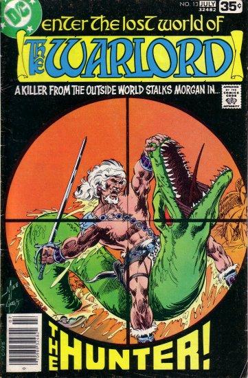 Warlord Vol 1 13