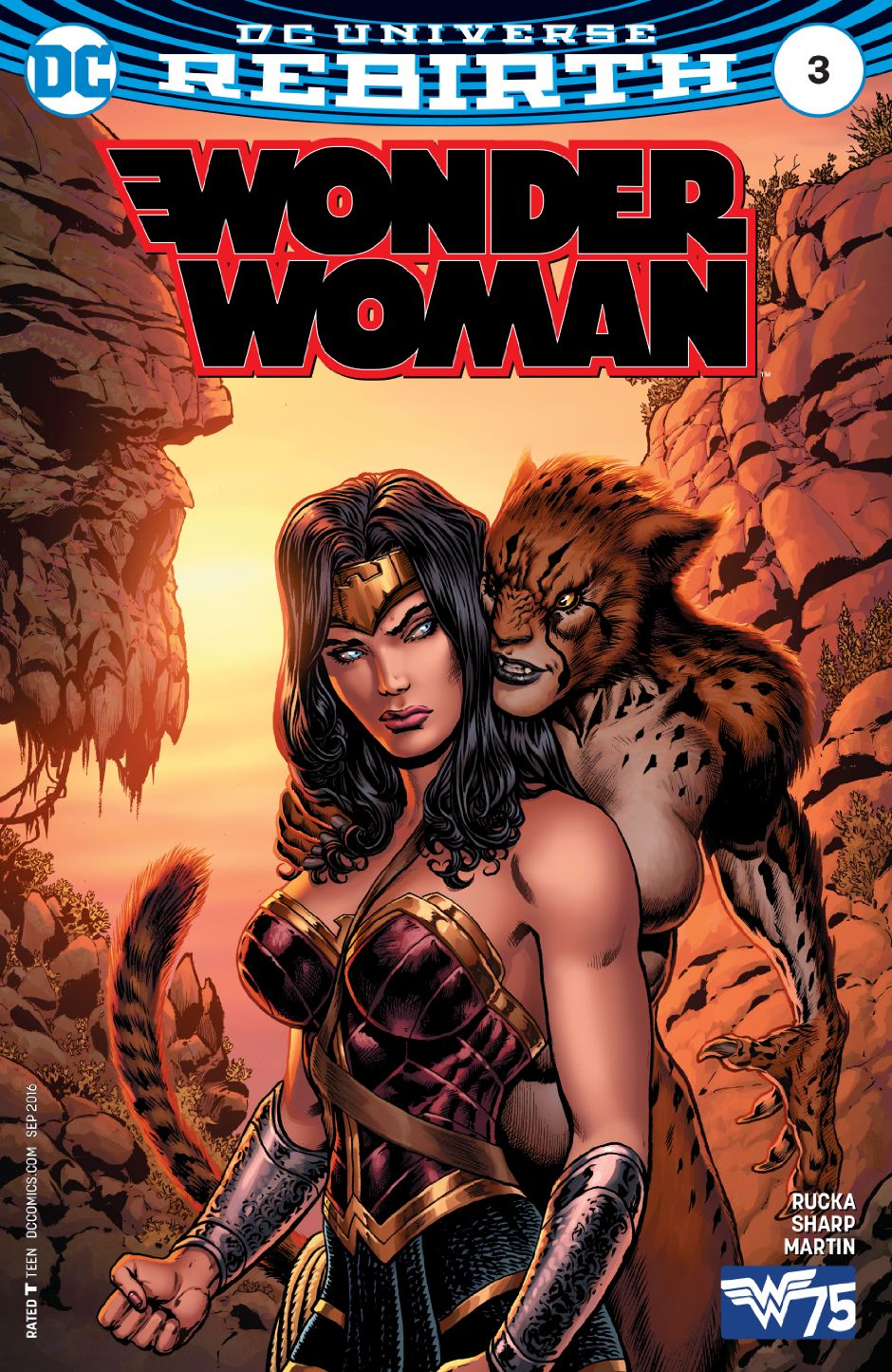 Wonder Woman Vol 5 3