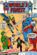 World's Finest Comics 190