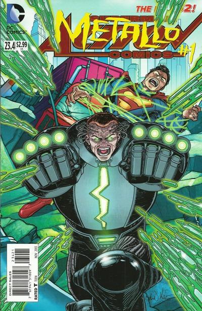 Action Comics Vol 2 23.4: Metallo