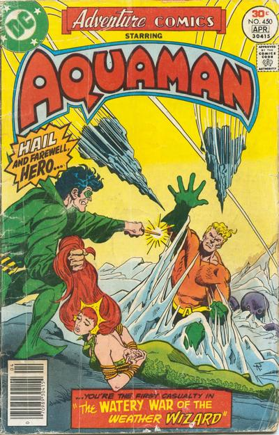Adventure Comics Vol 1 450