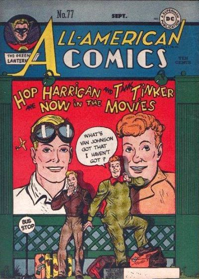 All-American Comics Vol 1 77