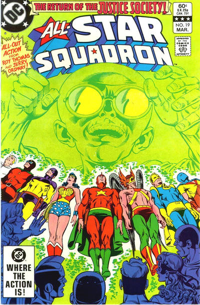 All-Star Squadron Vol 1 19