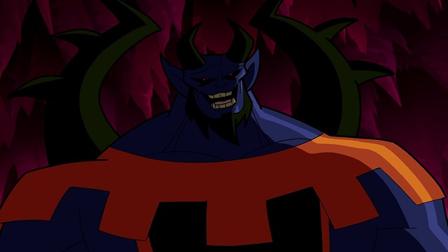 Asteroth (The Brave and the Bold)