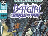 Batgirl and the Birds of Prey Vol 1 18