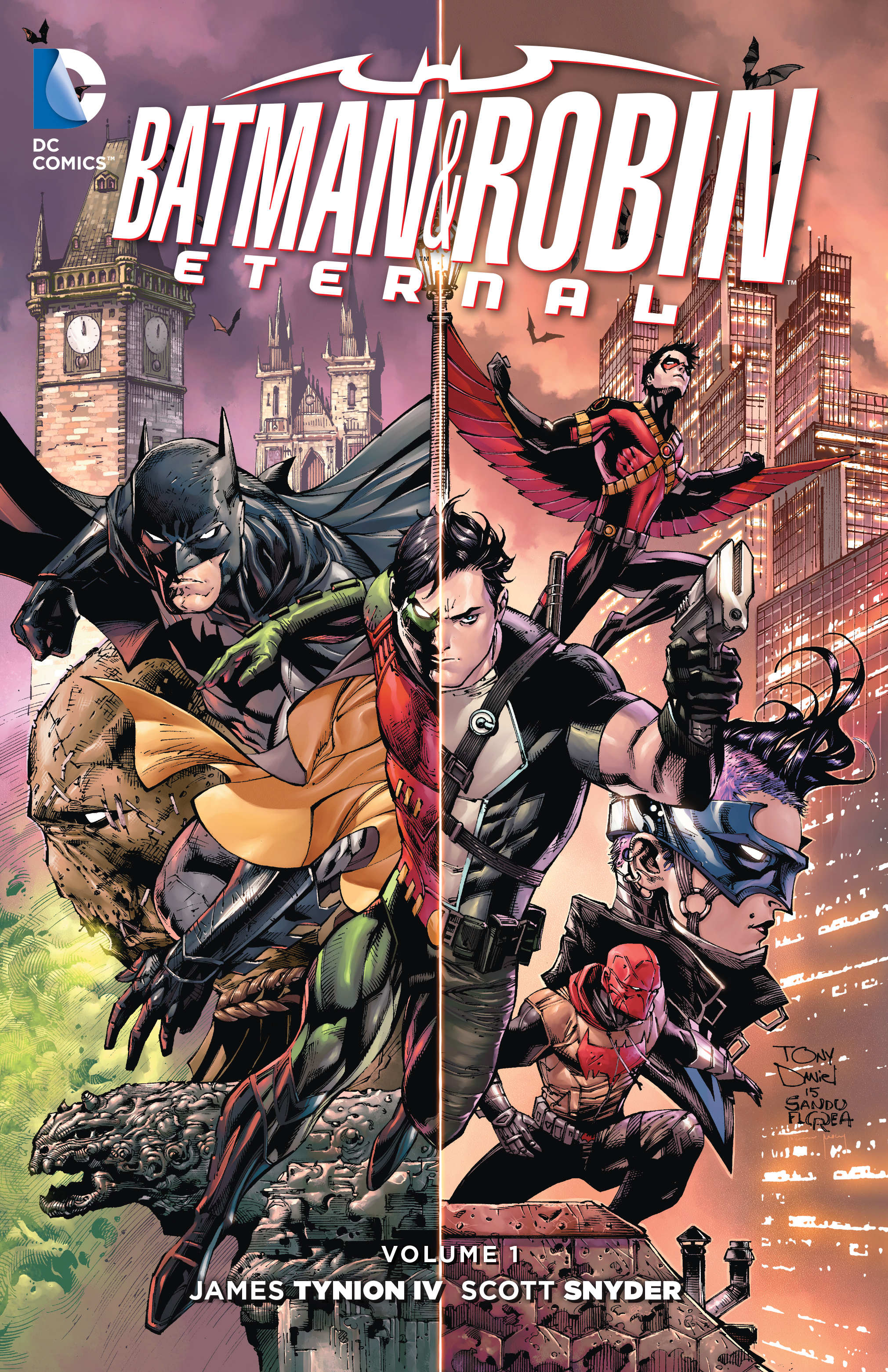 Batman & Robin Eternal Vol. 1 (Collected)