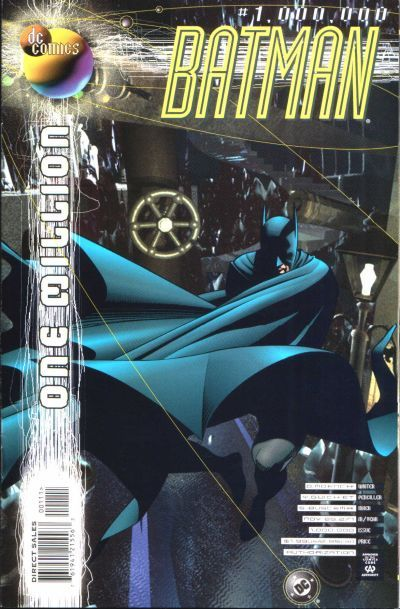 Batman Vol 1 1000000
