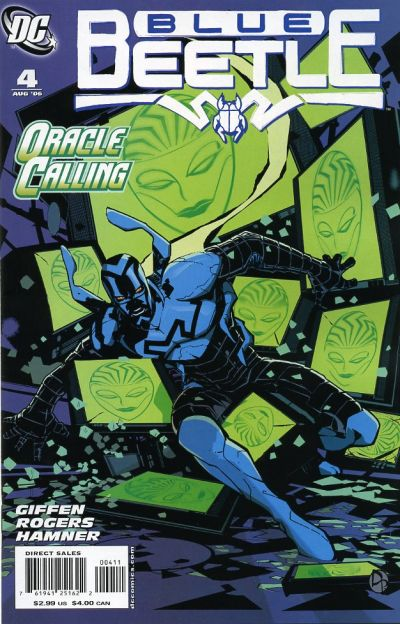 Blue Beetle Vol 7 4