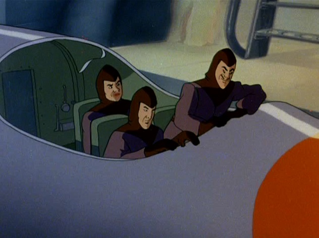 Bulleteers (1941 Superman Cartoons)