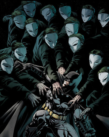 Court Of Owls Prime Earth Dc Database Fandom