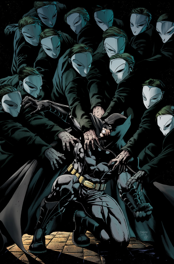Court of Owls (Prime Earth)