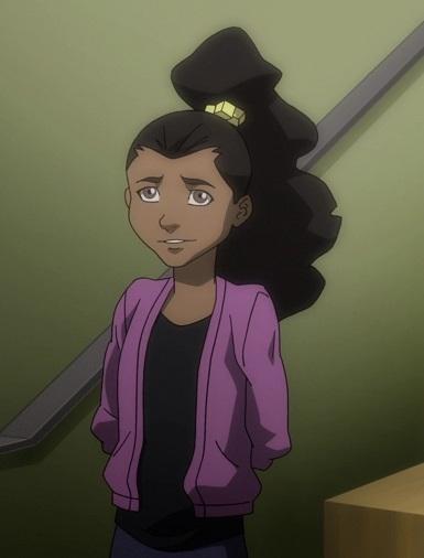 Darla Dudley (DC Animated Movie Universe)