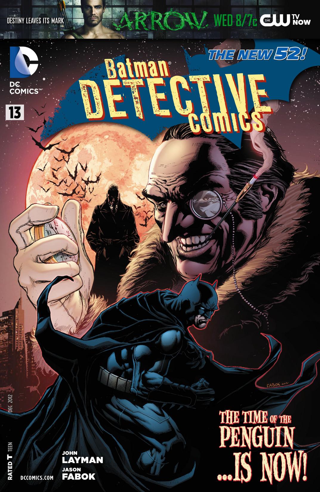 Detective Comics Vol 2 13