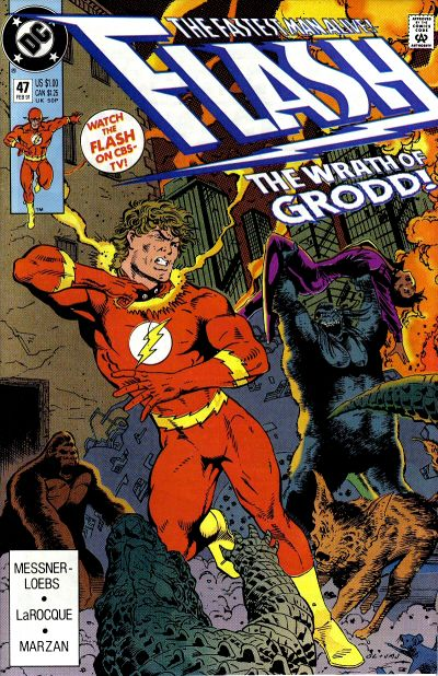 The Flash Vol 2 47