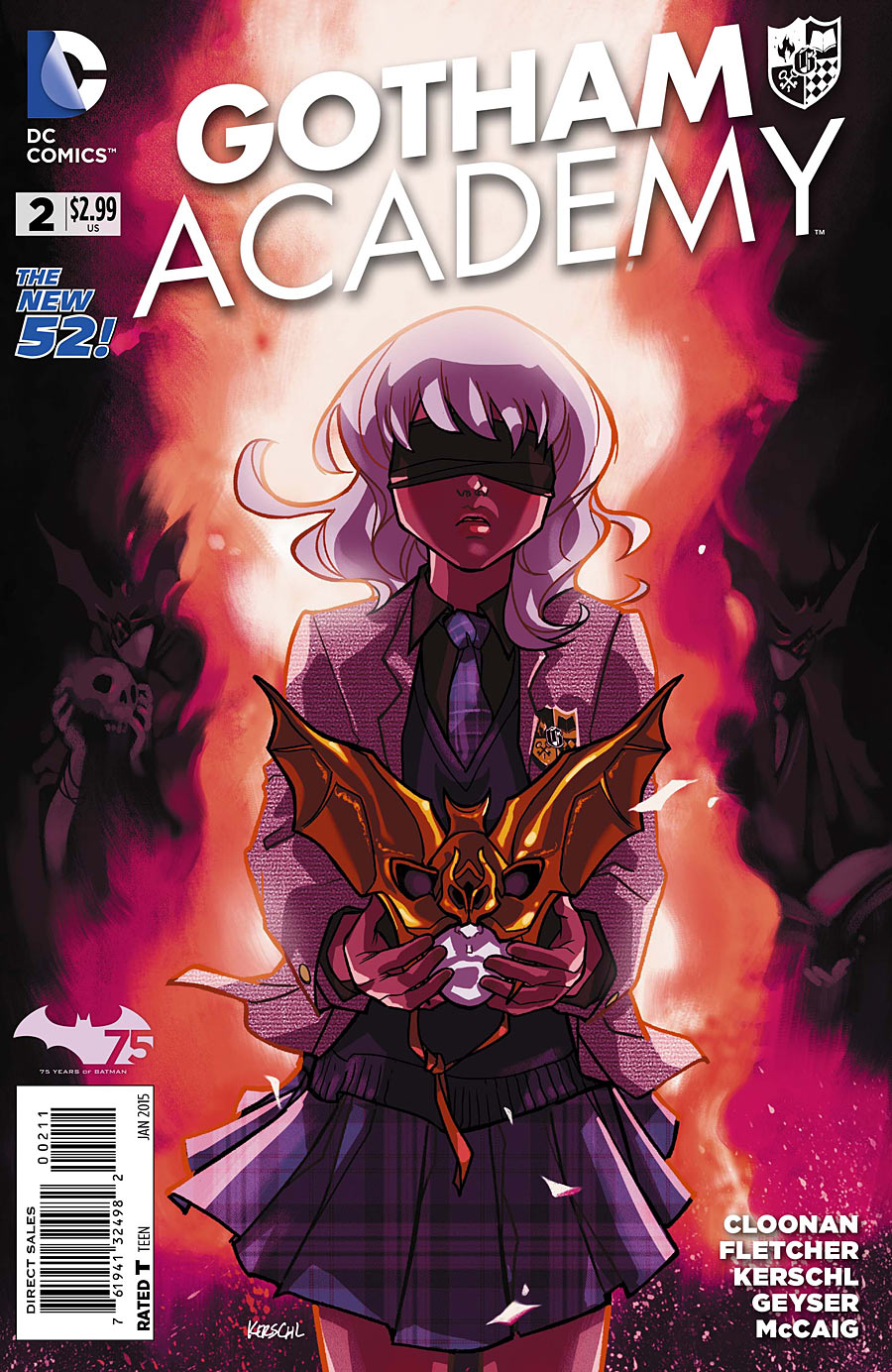 Gotham Academy Vol 1 2