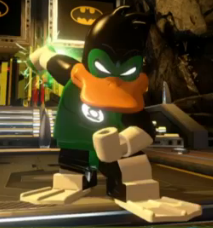 Duck Dodgers (Lego Batman)