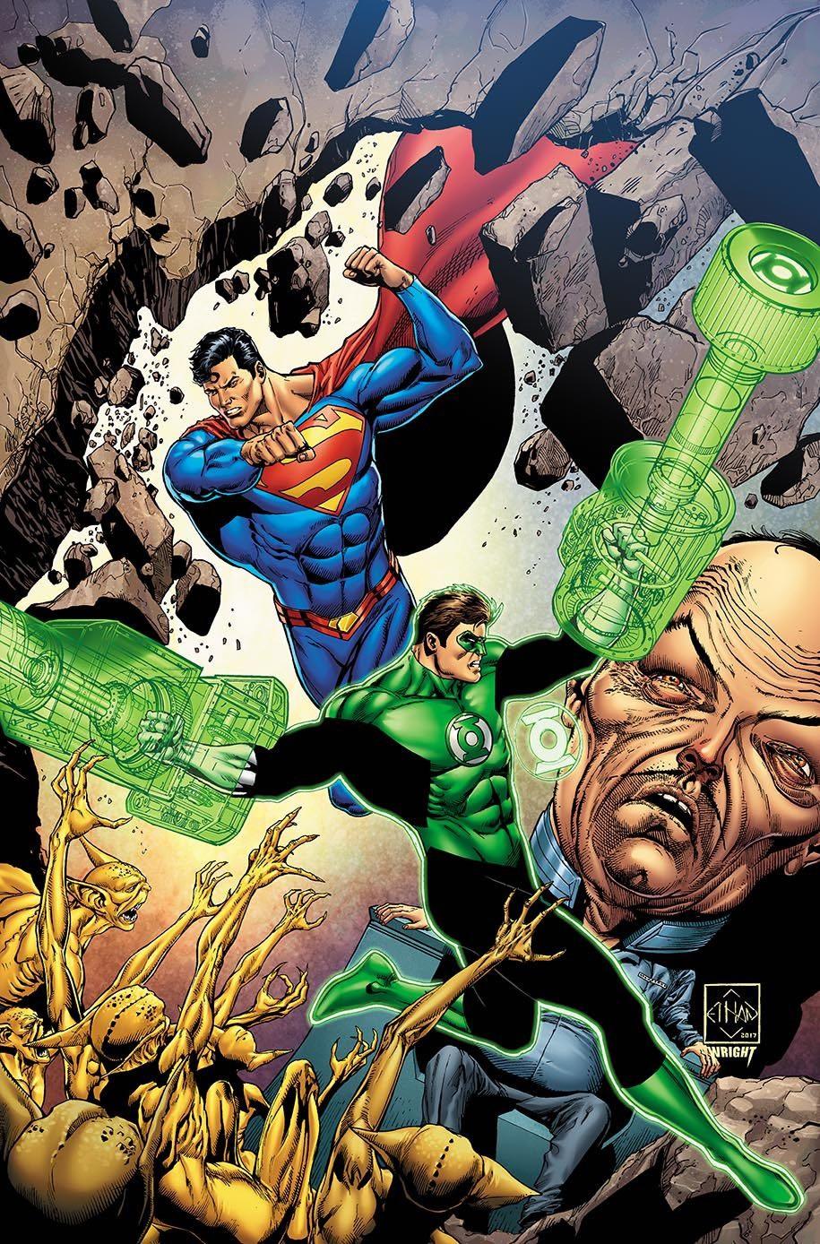Hal Jordan and the Green Lantern Corps Vol 1 31 Textless.jpg