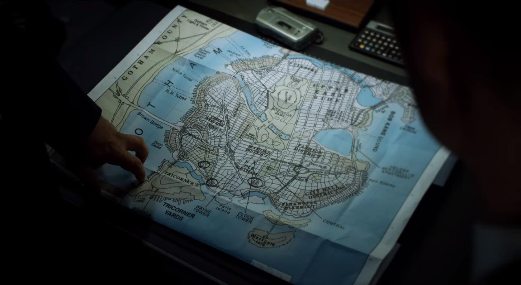 Helena Bertinelli (Gotham)