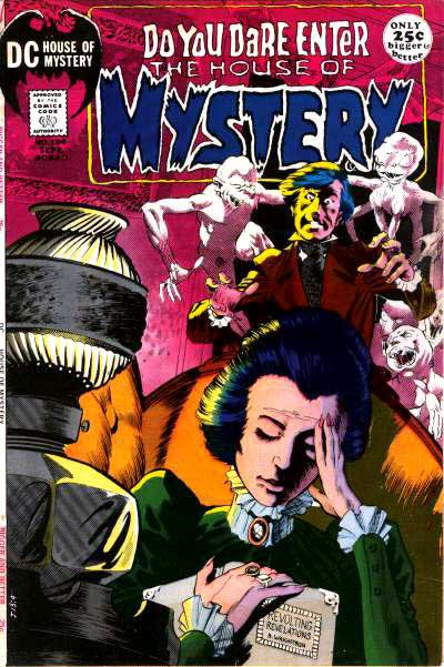 House of Mystery Vol 1 194