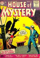 House of Mystery v.1 52