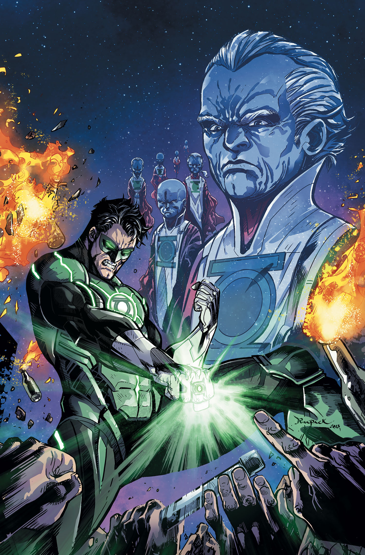 Guardians of the Universe (Injustice)
