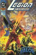 Legion of Super-Heroes Annual Vol 4 2