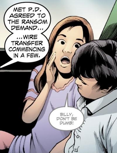 Mary Batson (Smallville)