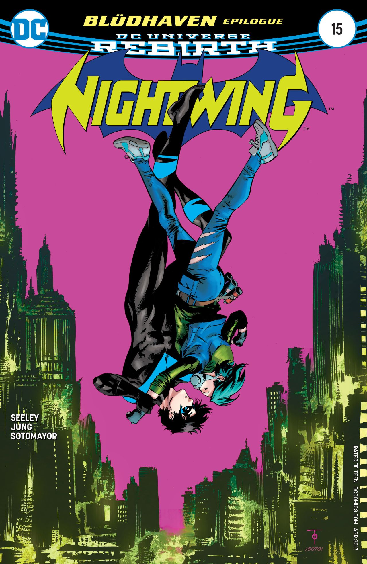 Nightwing Vol 4 15