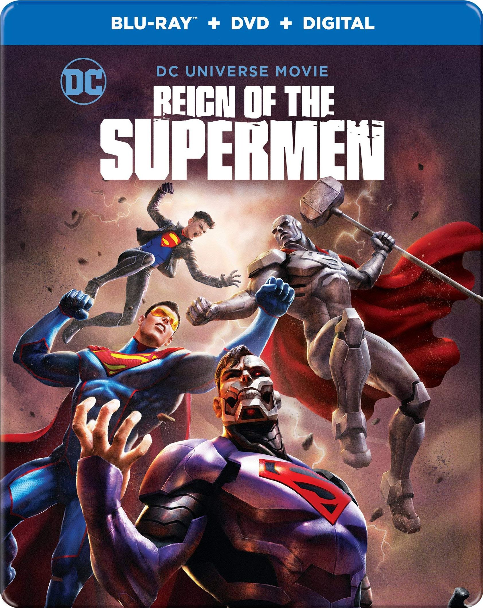 Reign of the Supermen (Movie)
