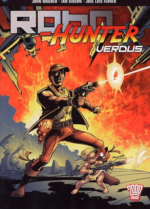 Robo-Hunter: Verdus (Collected)