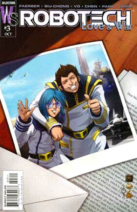 Robotech: Love and War Vol 1 3