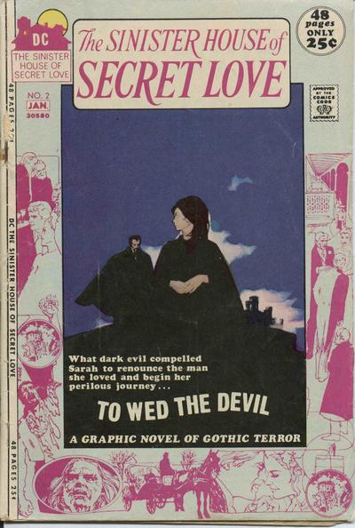 Sinister House of Secret Love Vol 1 2