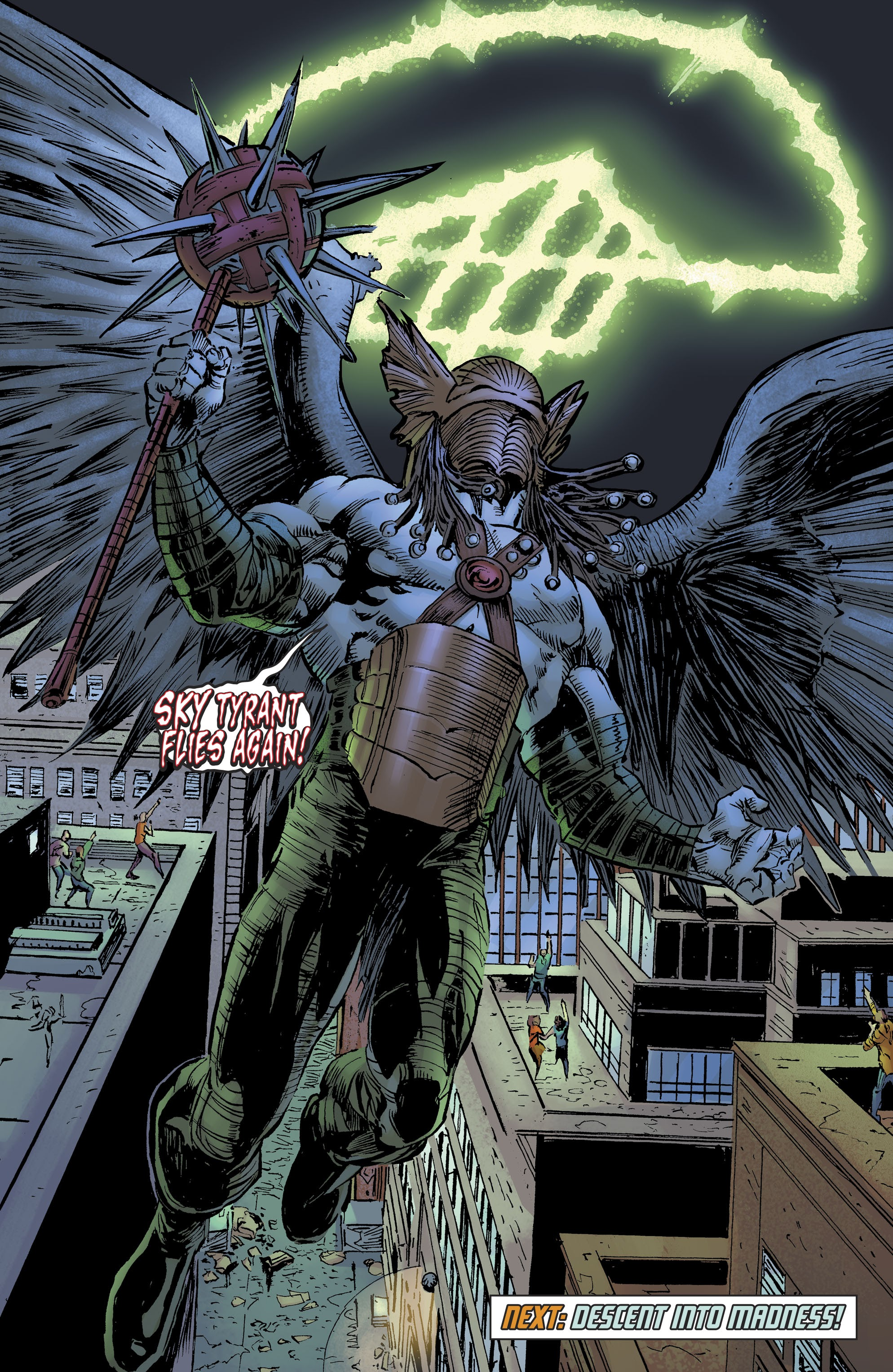 Sky Tyrant (Earth 3)