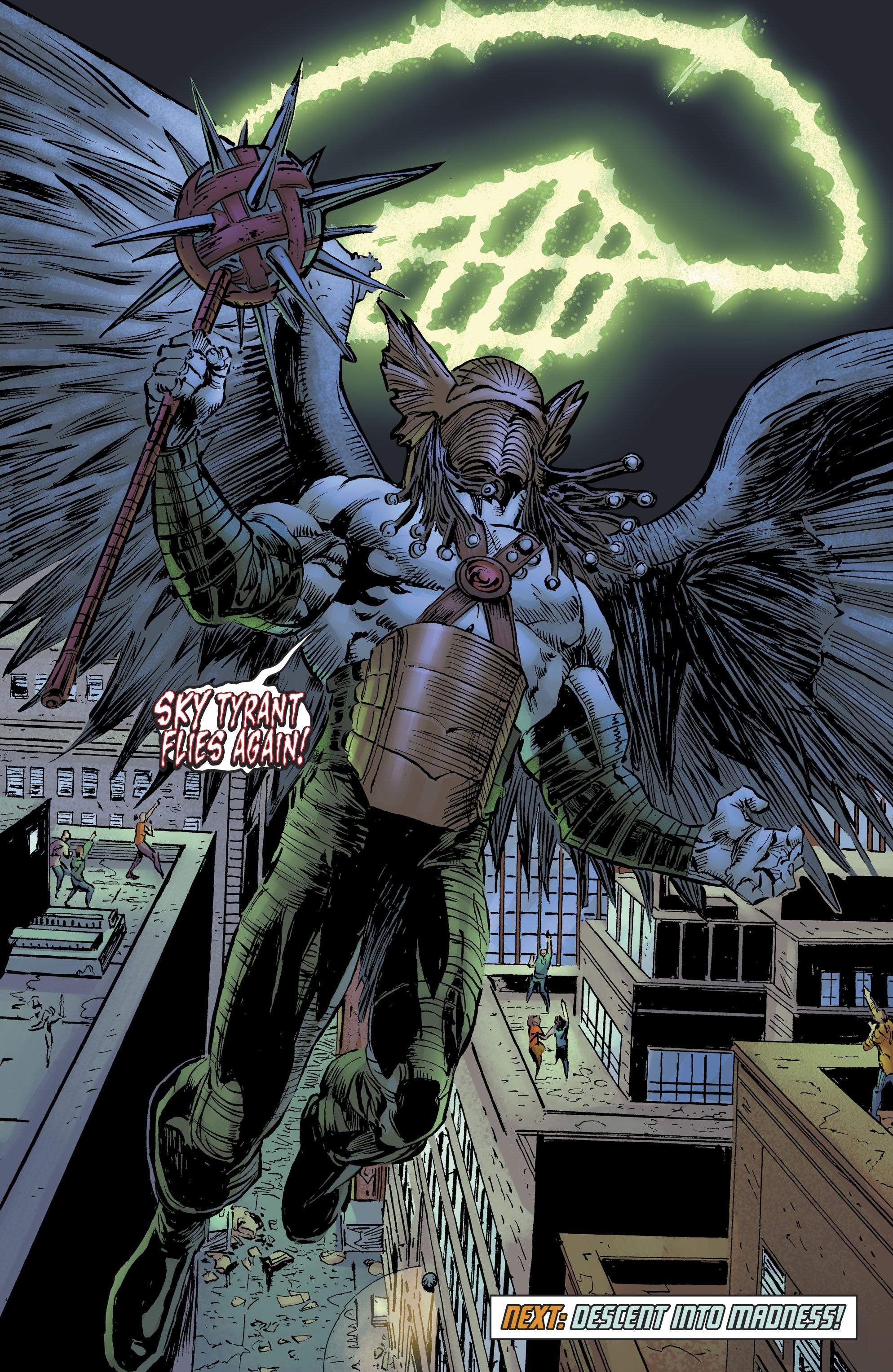 Sky Tyrant (Earth 3)