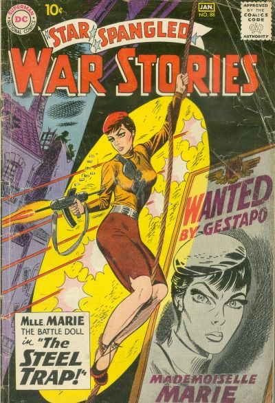 Star-Spangled War Stories Vol 1 88