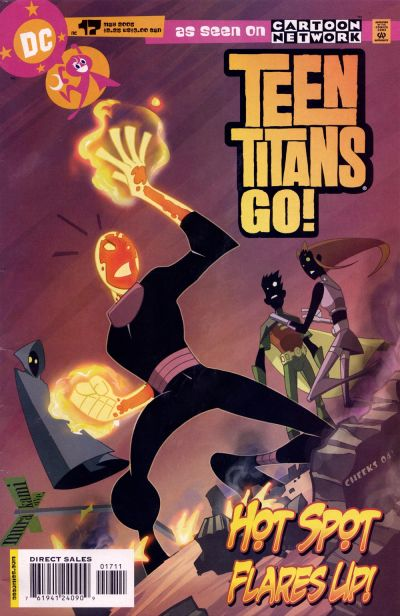 Teen Titans Go! Vol 1 17
