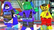 Teen Titans Lego Batman 001
