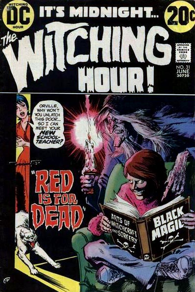 The Witching Hour Vol 1 31