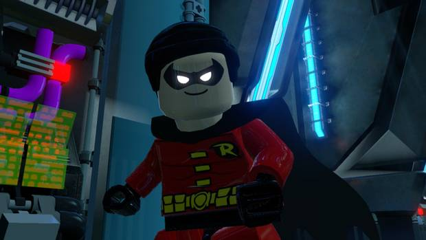 Timothy Drake (Lego Batman)