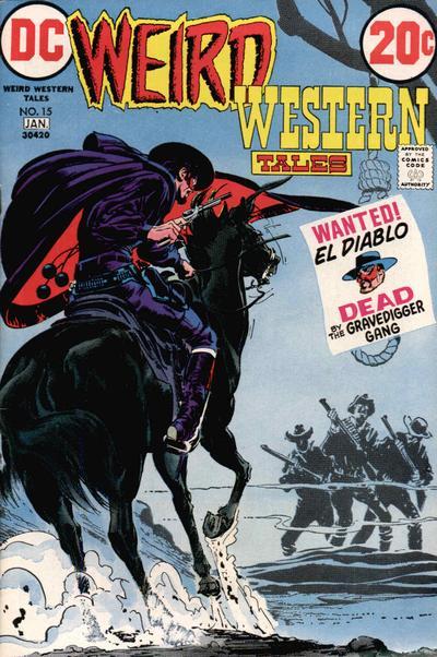 Weird Western Tales Vol 1 15